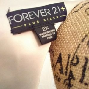 Forever 21 Dresses - Forever 21 plus sz 2xl nwt